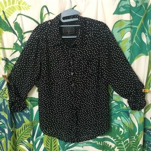 Guess top size large